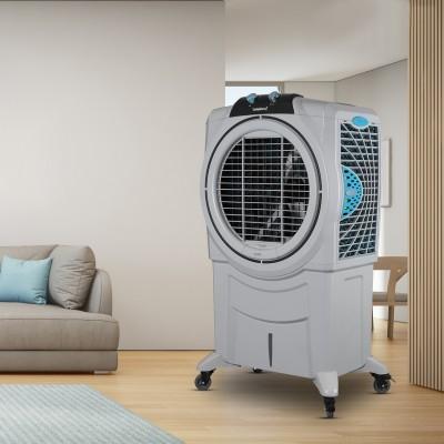 Symphony 115 L Desert Air Cooler(Grey, Sumo 115XL)