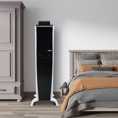Symphony 55 L Tower Air Cooler(Black, Diet 3D-55i+)