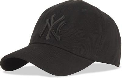 DRUNKEN Embroidered DRUNKEN Men's Cotton Baseball Cap Black Freesize Cap