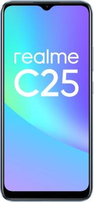 realme C25 (Watery Blue, 64 GB)(4 GB RAM)