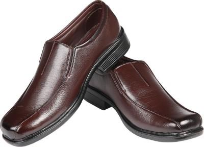 Azzaro Black Jumbo Slip On Shoes For Men Brown Azzaro Black Formal Shoes