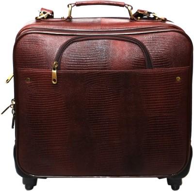 C Comfort EL364_1 Expandable Small Travel Bag   17 Brown C Comfort Small Travel Bags