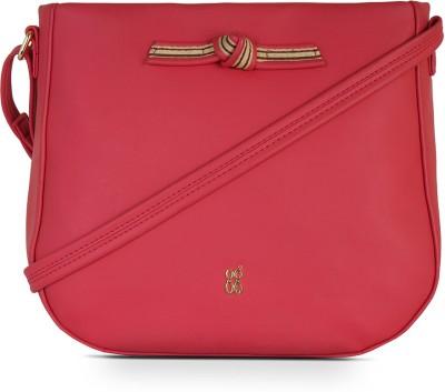 Baggit Women Pink Shoulder Bag Baggit Handbags