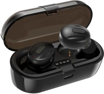 WeCool Mini in Ear True Wireless Bluetooth Earbuds Bluetooth Headset(Black, True Wireless)
