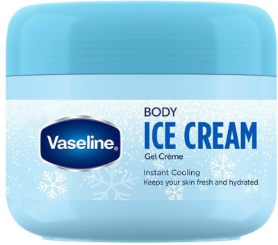 Vaseline Body Ice Cream(165 g)