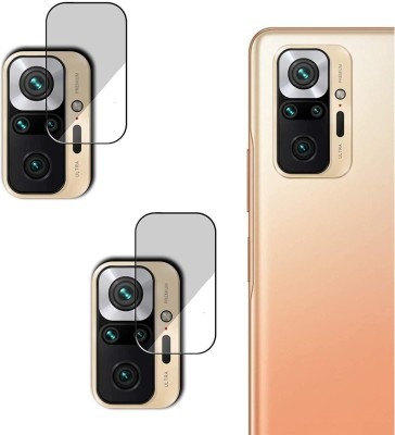 Auxom Camera Lens Protector for REDMI NOTE 10 PRO, REDMI NOTE 10 PRO MAX(Pack of 2)