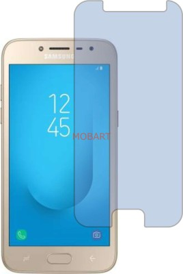 MOBART Tempered Glass Guard for SAMSUNG J250F GALAXY J2 (2018) (Impossible AntiBlue Light)(Pack of 1)