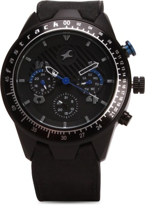 Fastrack NN3196AP02 All Nighters Analog Watch - For Men