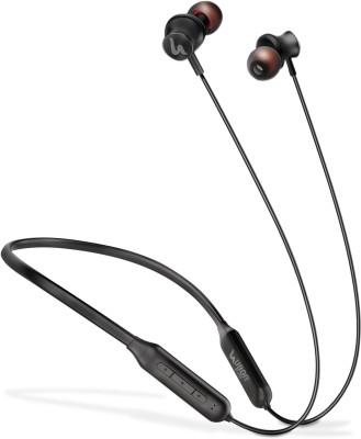 Ubon BT-5100 Bass Factory Bluetooth Headset(Black, In the Ear)