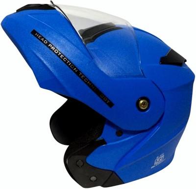 fastking KTK Motorbike Helmet(Blue)