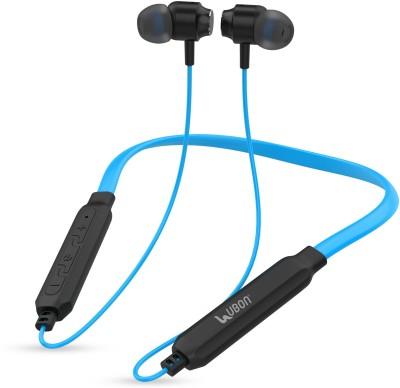 Ubon CL-20FB Wireless Neckband | Built-in 6hrs Bluetooth Headset(Blue, True Wireless)