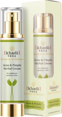 khadi veda Acne & Pimple Herbal cream(50 g)