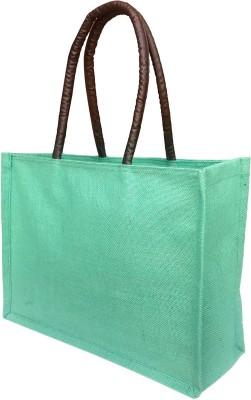 Foonty Women Green Hand held Bag Foonty Handbags