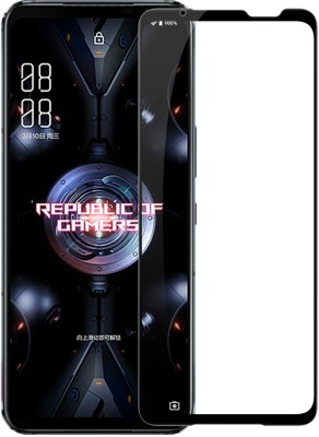 Nillkin Tempered Glass Guard for ASUS ROG Phone 5(Pack of 1)