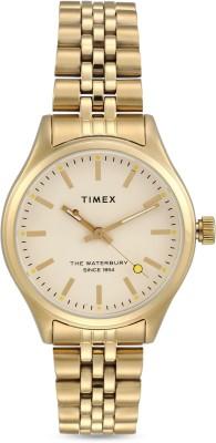TIMEX TW2U23200 Waterbury Analog Watch - For Women