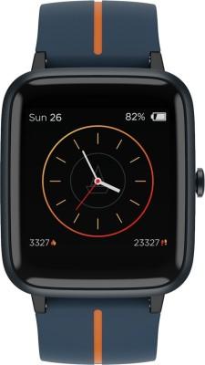 boAt Xplorer Smartwatch(Blue Strap, Regular)