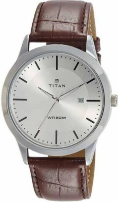 Titan1584SL03 CLASSIQUE Analog Watch   For Men