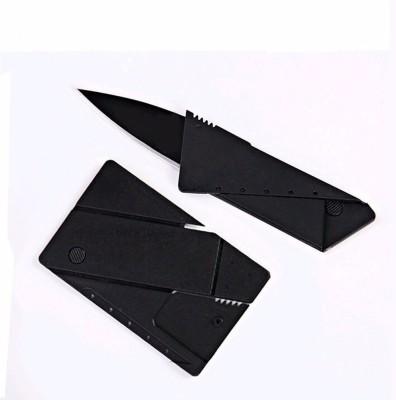 Indianmarina Multiple Uses Pocket Credit Card Survival Knife
