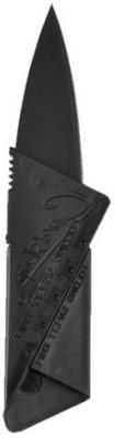 Exciting Lives Credit Card Pocket Knife(Black)  available at flipkart for Rs.140