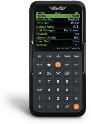 ASA 8541748200 CX-3 Flight Computer Scientific Calculator(10 Digit)