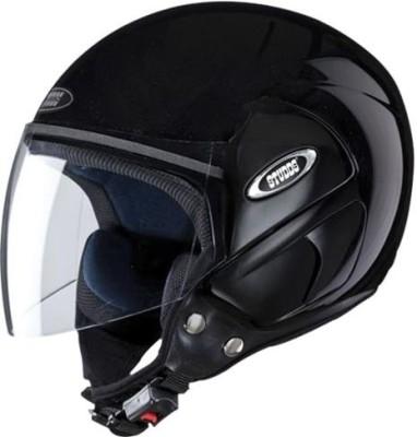 STUDDS CUB OPEN FACE - L Motorsports Helmet(Black)