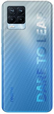 Assault Back Screen Guard for Realme 8(Pack of 1)