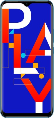 Infinix Hot 10 Play (Aegean Blue, 64 GB)(4 GB RAM)