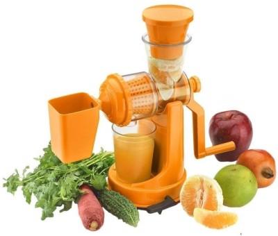 KHODIYAR STORE Plastic Hand Juicer Hand Juicer Machine, manual Orange juicer for fruit Juice, juicer for mosambi, juicer for Pomegranate,...