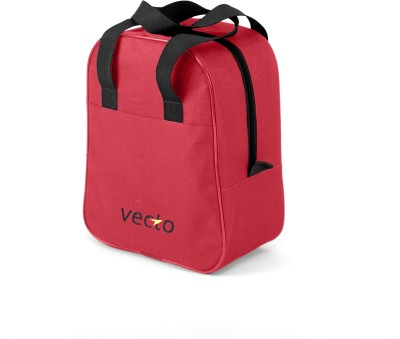 Vecto Lunch Bag Prima   Red  OS  Waterproof Lunch Bag Red, 7 L Vecto Bags, Wallets   Belts