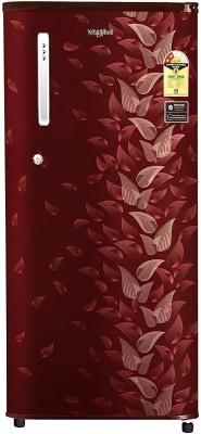Whirlpool 190 L Direct Cool Single Door 2 Star Refrigerator(Wine Fiesta, WDE 205 CLS PLUS 2S WINE FIESTA)