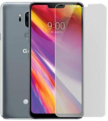 S2A Tempered Glass Guard for LG G7 ThinQ(Pack of 1)