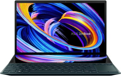ASUS ZenBook Duo 14 (2021) Core i5 11th Gen - (8 GB/512 GB SSD/Windows 10 Home) UX482EA-KA501TS Thin and Light...