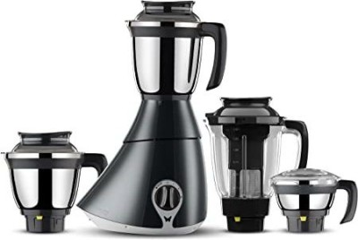 Butterfly MIXER GRINDER MATCHLESS MATCHLESS 750 Mixer Grinder (4 Jars, Grey)