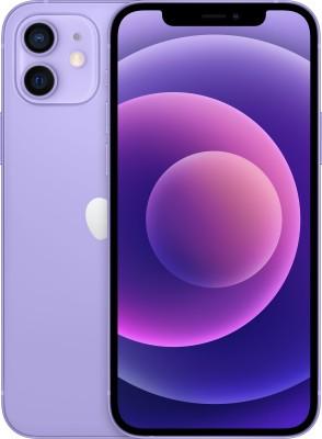 APPLE iPhone 12 (Purple, 128 GB)