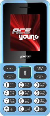 Itel Ace Young(Light Blue)