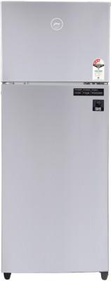 Godrej 265 L Frost Free Double Door 3 Star Refrigerator(Steel Rush, RF EON 265C 35 RCI ST RH)