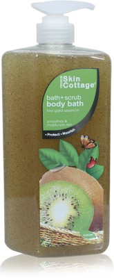 Skin Cottage BATH SCRUB KIWI GOLD 1L Scrub(1000 ml) 1