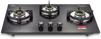 Prestige PHTM 03 Mystic Glass Automatic Hob(3 Burners)