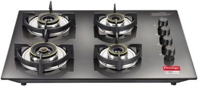 Prestige PHTM 04 Mystic Glass Automatic Hob(4 Burners)