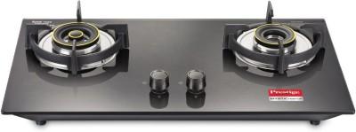 Prestige PHTM 02 Mystic Glass Manual Hob(2 Burners)
