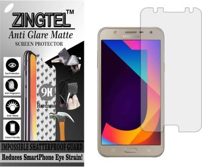 ZINGTEL Tempered Glass Guard for SAMSUNG GALAXY J7 TOP (Matte Flexible Shatterproof)(Pack of 1)