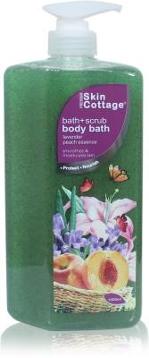 Skin Cottage BATH SCRUB LAVENDER 1L Scrub(1000 ml) 1