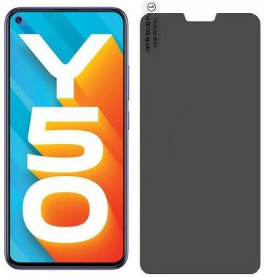 Zootkart Impossible Screen Guard for Vivo Y50(Pack of 1)