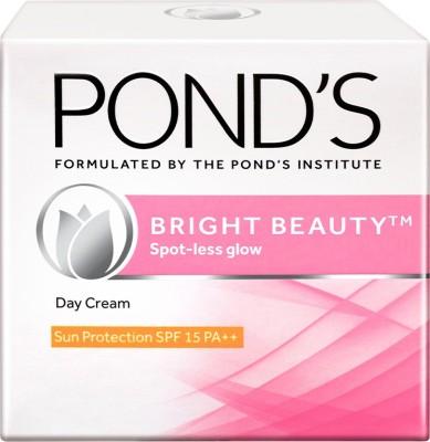 PONDS Bright Beauty Spot-less Glow SPF 15 Day Cream(35 g)