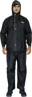 THE CLOWNFISH Solid Men Raincoat