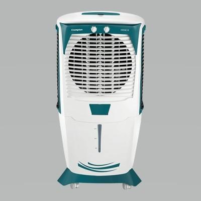 CROMPTON 75 L Desert Air Cooler(White, Green, ACGC-DAC751)