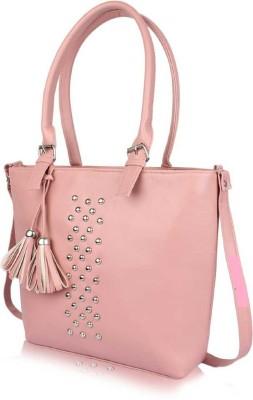 TARSHI Women Pink Hand held Bag TARSHI Handbags
