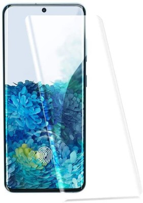 True Desire Tempered Glass Guard for UV Tempered Glass/Screen Protector Designed for Samsung Galaxy S21 Edge to Edge 9H Hardness Tempered Glass featuring Full Screen Coverage(Pack of 2)