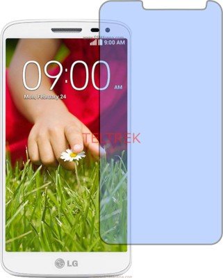 TELTREK Tempered Glass Guard for LG G2 MINI LTE (Impossible AntiBlue Light)(Pack of 1)