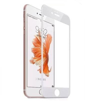 ShopeeQ Edge To Edge Tempered Glass for Apple iPhone 7 Plus, Apple iPhone 8 Plus(Pack of 1)